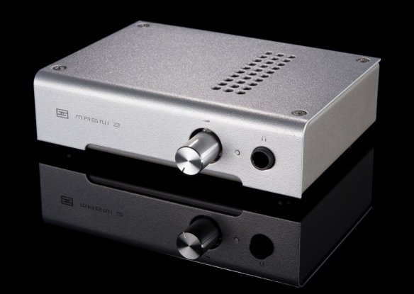 The Schiit Audio Magni 2 Uber.